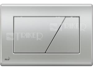 Tlačítko ovládací Alca M17x M170 matný chrom