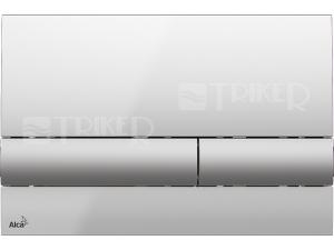 Tlačítko ovládací Alca M17xx M1713 lesklý chrom/matný chrom