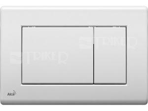 Tlačítko ovládací Alca M27x M270 bílé