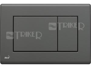 Tlačítko ovládací Alca M27x M277 antracit