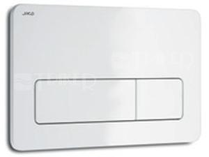 Tlačítko ovládací Jika PL3 Dual Flush bílé