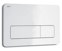 Tlačítko ovládací Jika PL3 Dual Flush matný chrom, H8936640070001, Jika