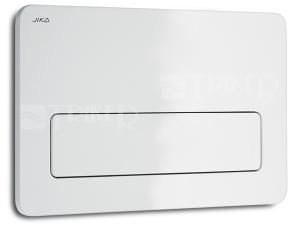 Tlačítko ovládací Jika PL3 Single Flush bílé