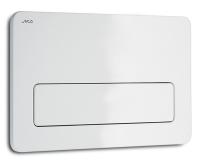 Tlačítko ovládací Jika PL3 Single Flush bílé, H8936580000001, Jika