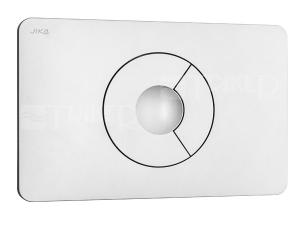Tlačítko ovládací Jika PL9 Dual Flush, bílé