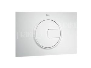 Tlačítko ovládací Roca PL4 Dual Flush bílé
