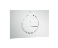 Tlačítko ovládací Roca PL4 Dual Flush bílá/matný chrom, A890098005, Roca