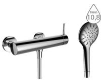 Twinplus sprchová baterie s příslušenstvím, H3316270041361, Laufen