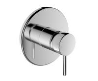Twinplus sprchová podomítková baterie - vrchní sada, H3316260040001, Laufen
