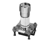 Twinprime těleso pro montáž vanové baterie na podlahu, H3709850000001, Laufen