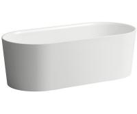 Val vana volně stojící 160 x 75 x 52 cm, bílá, H2302820000001, Laufen