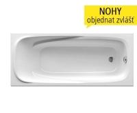 Vanda II vana akrylátová 170 x 70cm, bílá, CP21000000, Ravak