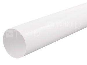Ventilační kanál kulatý Haco 104 x 1000 mm