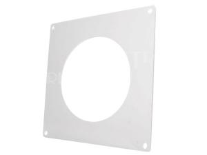 Ventilační montážní rámeček D/UKO nástěnný pro kanál trubkový