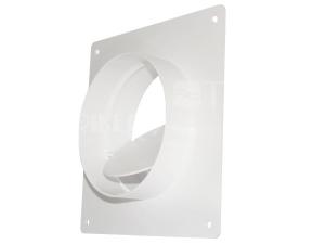 Ventilační montážní rámeček se zpětnou klapkou D/UOP nástěnný