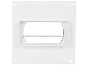 Ventilační přechodový kus plochý/kulatý kanál Haco CZP