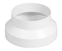 Ventilační redukce plastová Haco RP 125/150 mm, 657, Haco