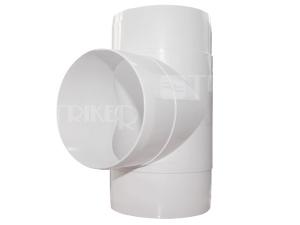 Ventilační T-kus D/TO trubkový