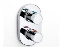 Victoria vanová termostatická baterie podomítková, A5A2818C00, Roca