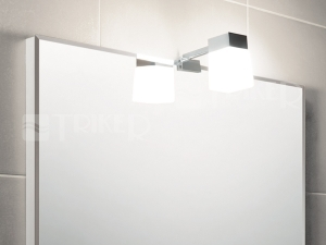 Viola osvětlení pro zrcadla 40W, 130 x 90 x 60 mm