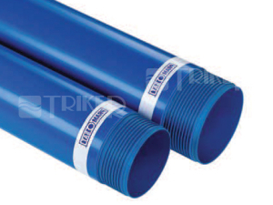 VS trubka Pramosat pro vrtané studny se závitem 140 x 6,0 mm
