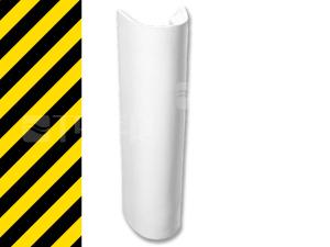 Výprodej ECCO umyvadlový sloup V9140, bílý