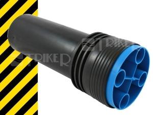 Výprodej friaplan-připojovací kus přímý 80/100 200 mm