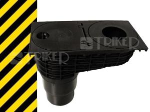 Výprodej HL660E Lapač střešních splavenin se spodním odpadem 110/125 mm