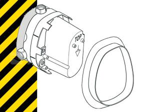 Výprodej Ideal Standard Ceratherm armatura univerzální díl 1
