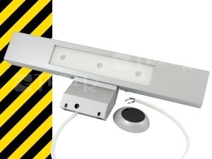 Výprodej Intedoor LED diodové osvětlení s dálkovým ovládáním IKS05-02