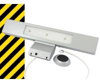 Výprodej Intedoor LED diodové osvětlení s dálkovým ovládáním IKS05-02, IKS05-02