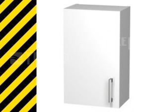 Výprodej Intedoor New York skříňka horní 35 cm, bílá