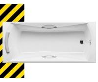 Výprodej Ravak Sonata vana akrylátová PU Plus 180 x 80 cm, bílá, Ravak