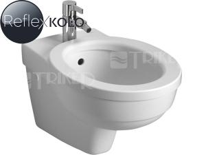Výprodej Varius bidet závěsný K35100 Reflex + bidetové sedátko