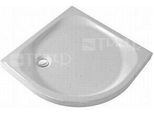 Výprodej Xeno vanička keramická čtvrtkruh 90, bílá