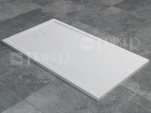W20AS Livada sprchová vanička 800 X 900 mm, bílá