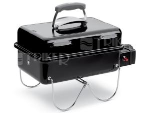 Weber gril plynový Go-Anywhere 30mB černý