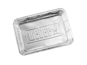 Weber grilovací hliníkové misky velké 10ks