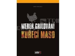 Weber kuřecí maso - grilování (kniha)