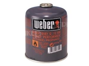 Weber plynová kartuše