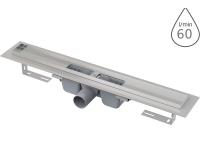 Žlab podlahový APZ1 pro perforovaný rošt 300mm, boční odtok 50mm, APZ1-300, Alca plast