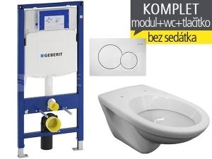 Závěsný WC komplet T-06 Duofix + EP klozet závěsný