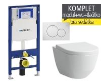 Geberit Duofix 111.300.00.5 T-06 Laufen Pro klozet kapotovaný