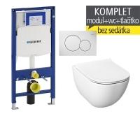 Závěsný WC komplet T-06 Duofix + Mio-N klozet závěsný, T-06 JMN, Geberit