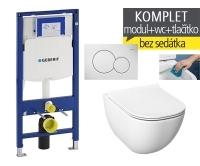 Závěsný WC komplet T-06 Duofix + Mio-N Rimless klozet závěsný, T-06 JMR, Geberit
