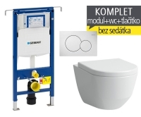 Geberit Duofix Special 111.355.00.5 T-07 Laufen Pro klozet kapotovaný