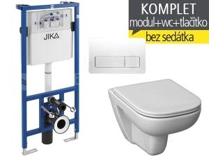 Závěsný WC komplet T-11 JIKA do sádrokartonu + Deep klozet závěsný