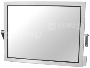 Zrcadlo invalidní 60 x 45 cm sklopné
