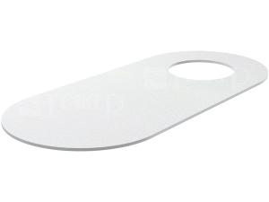 Zvuková izolace pro stojící WC a bidety Alca Plast