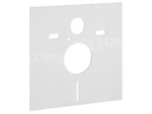 Zvuková izolace pro závěsné WC Geberit